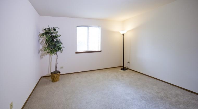 Bedroom – 1 Bedroom Unit