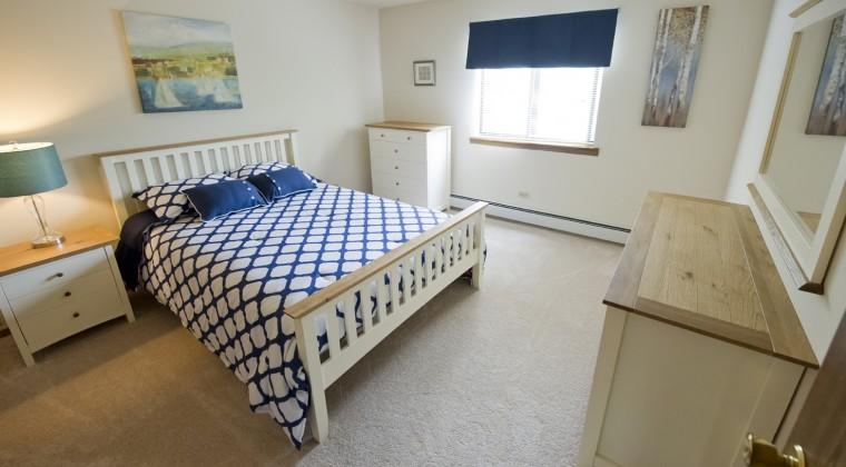 2nd Bedroom – 2 Bedroom Unit